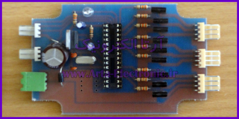 3channel Full Color RGB LED Driver 3x3