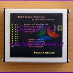 9Channel Mono Color LED Driver_9x3